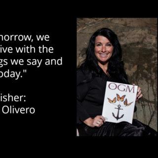 Tina Olivero Publisher OGM
