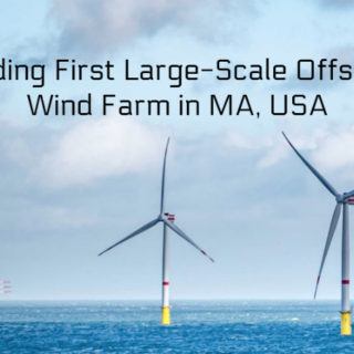Offshore Wind Farm MA USA
