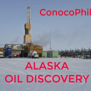 Alaska Oil Discovery