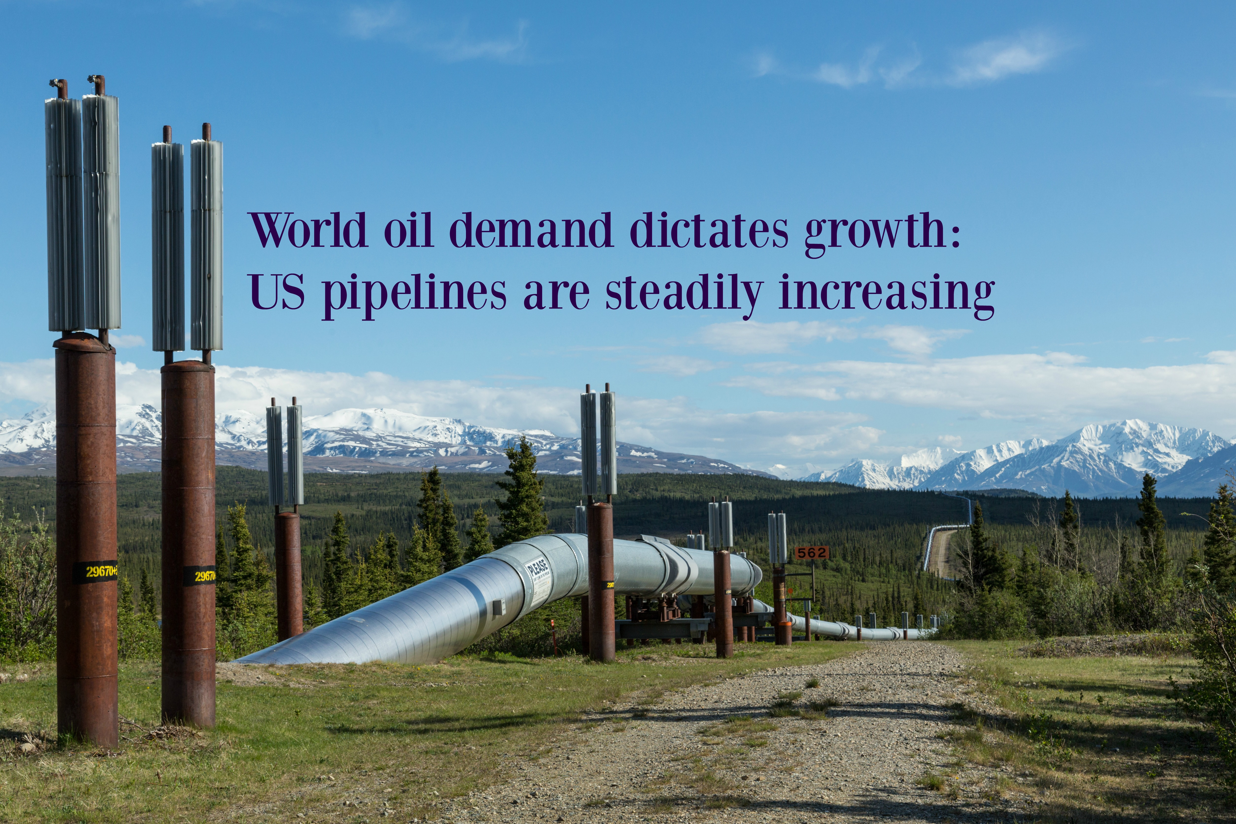 US PIPELINES ON THE RISE | THE OGM