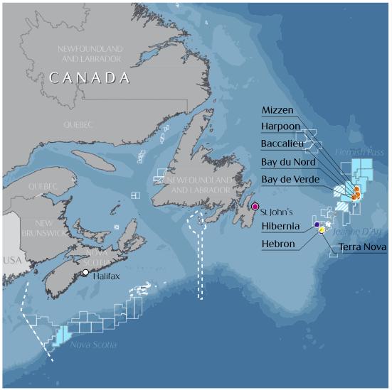 Offshore Newfoundland Boom Begins    | THE OGM