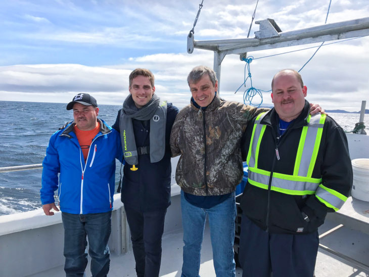 Touring Placentia Bay