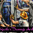 Sailor Danny's Art